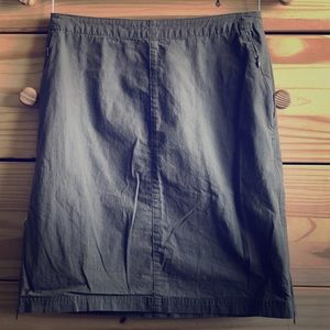 Old Navy Cotton Knee-length Skirt